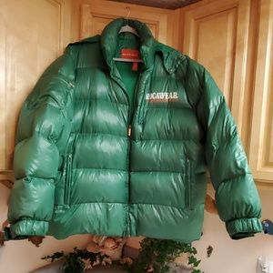 Rocawear 1999 Fat Feather Down Zip Up Coat 2xl